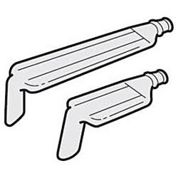 MAW-L4 真下排水L形パイプ(2本1組)