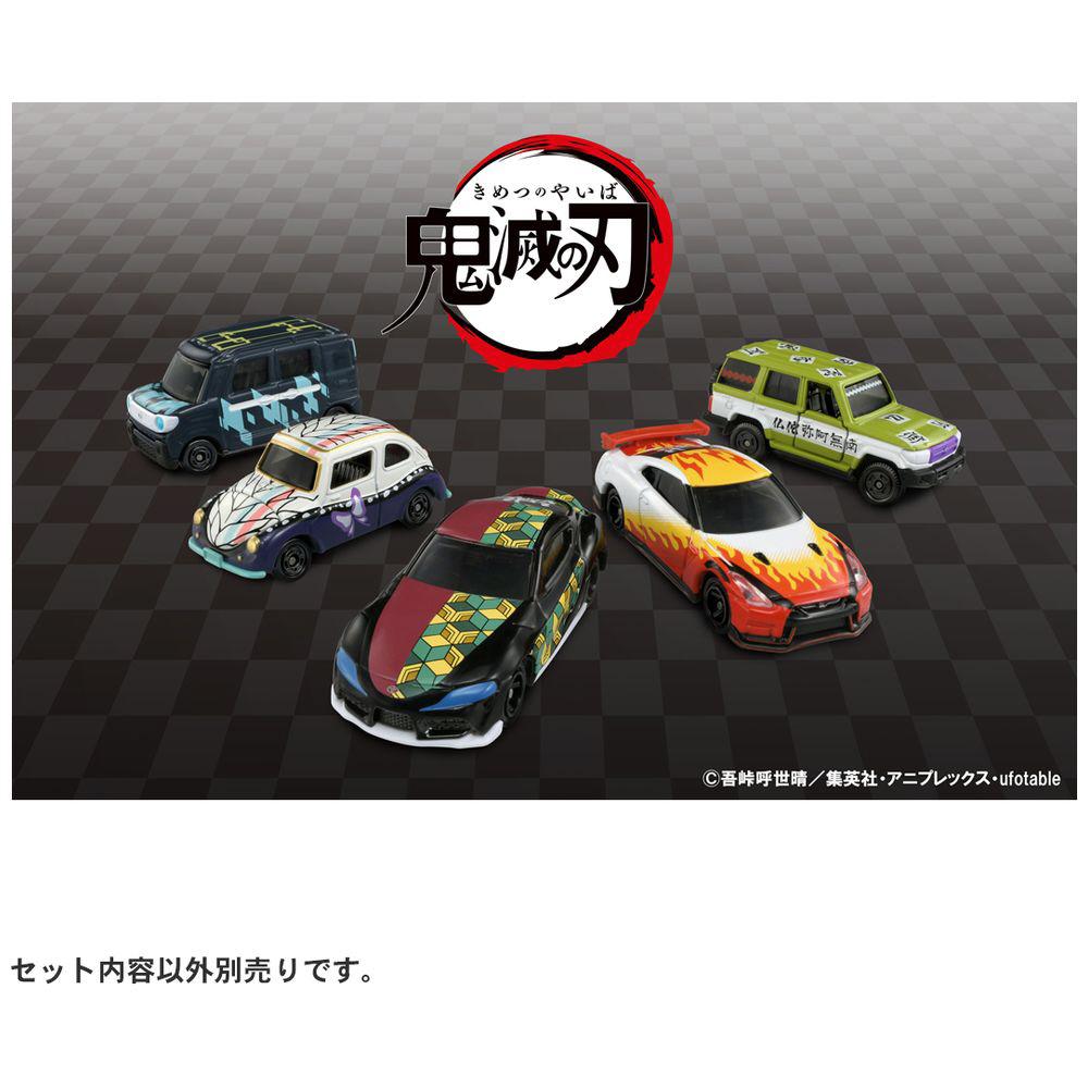 【店頭併売品】 鬼滅の刃トミカ vol.2 08 煉獄 杏寿郎_2