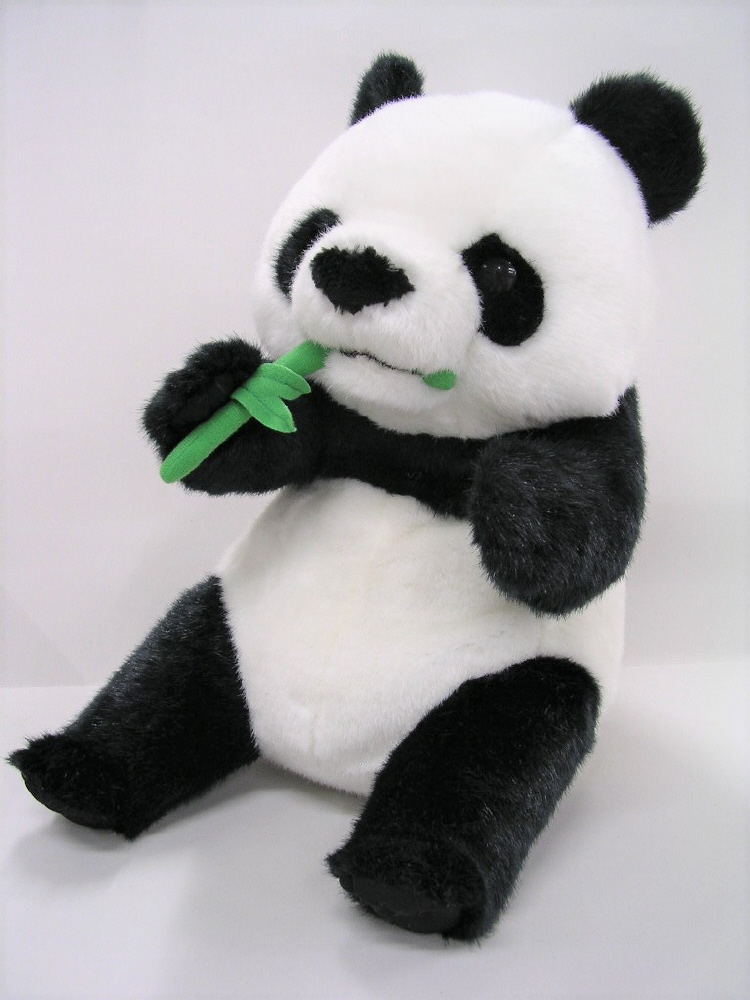 パンダと暮らそう トーキング&アクション こえまねパンダ