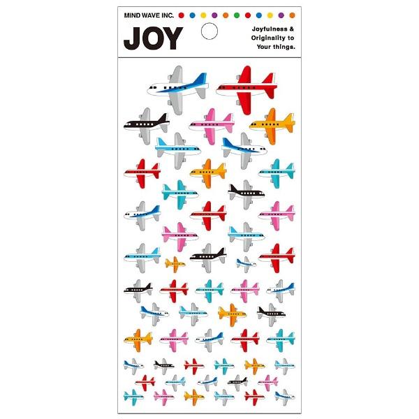 72902 JOYシール 飛行機
