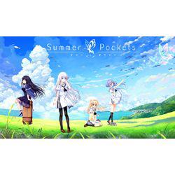 〔中古品〕 Summer Pockets(サマーポケッツ)