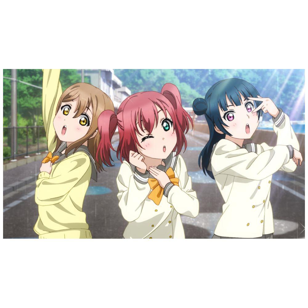 〔中古品〕ラブライブ!サンシャイン!!The School Idol Movie Over the Rainbow 特装限定版 【ブルーレイ】_11
