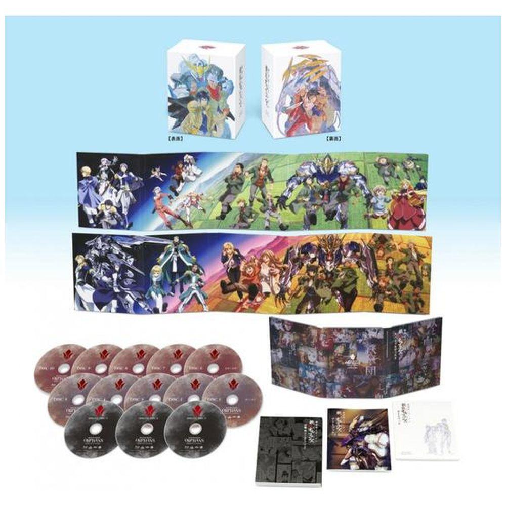 機動戦士ガンダム 鉄血のオルフェンズ Blu-ray BOX Flagship Edition (初回限定生産) BD_2