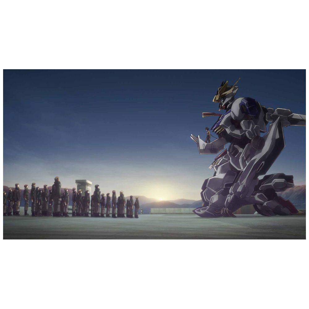 機動戦士ガンダム 鉄血のオルフェンズ Blu-ray BOX Flagship Edition (初回限定生産) BD_8