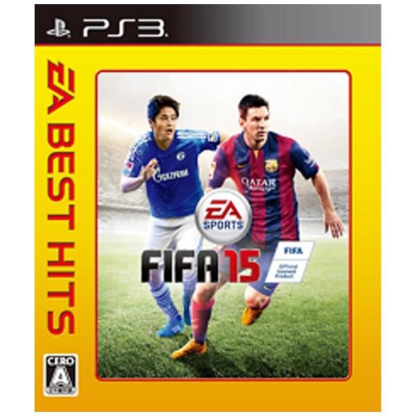 〔中古品〕FIFA15 EA BEST HITS 【PS3】