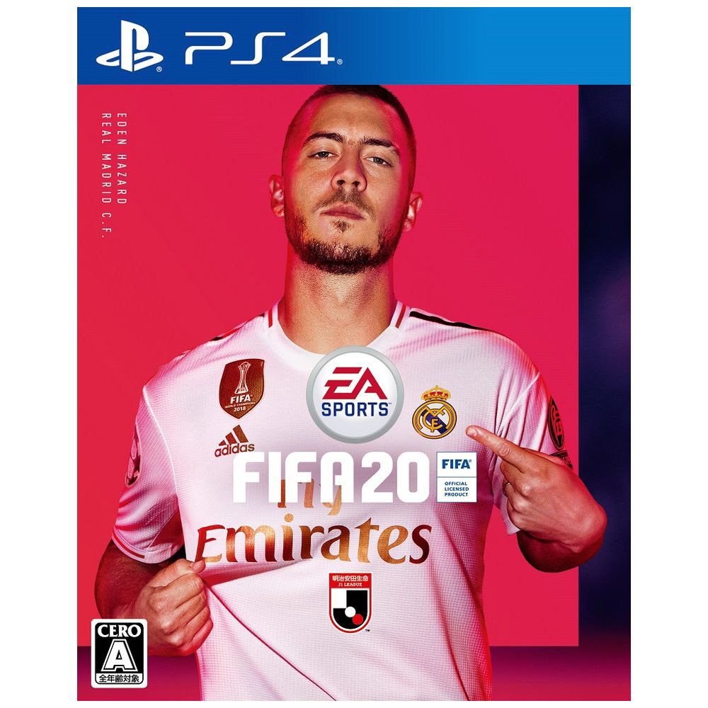 〔中古品〕FIFA 20 通常版 PLJM-16491  [PS4]