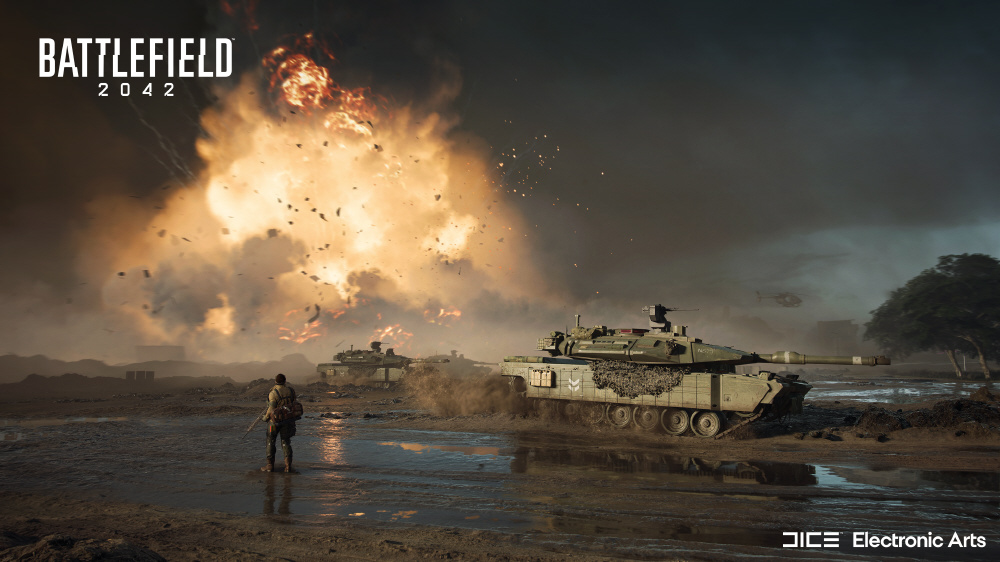 Battlefield 2042 【PS4ゲームソフト】_7