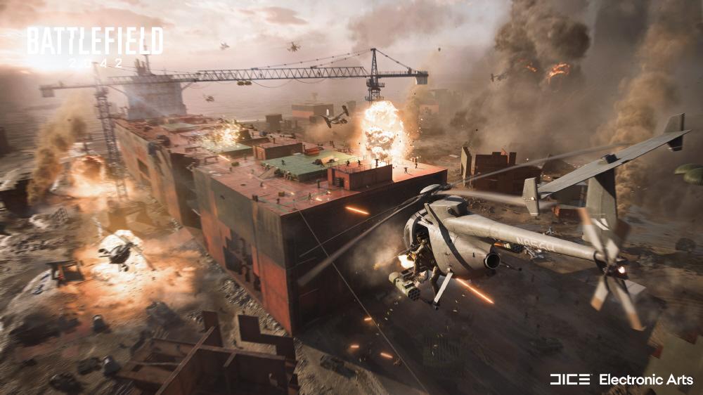 Battlefield 2042 【PS4ゲームソフト】_9