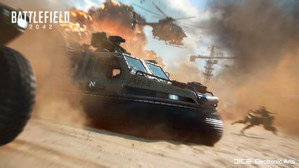 Battlefield 2042 【PS4ゲームソフト】_10