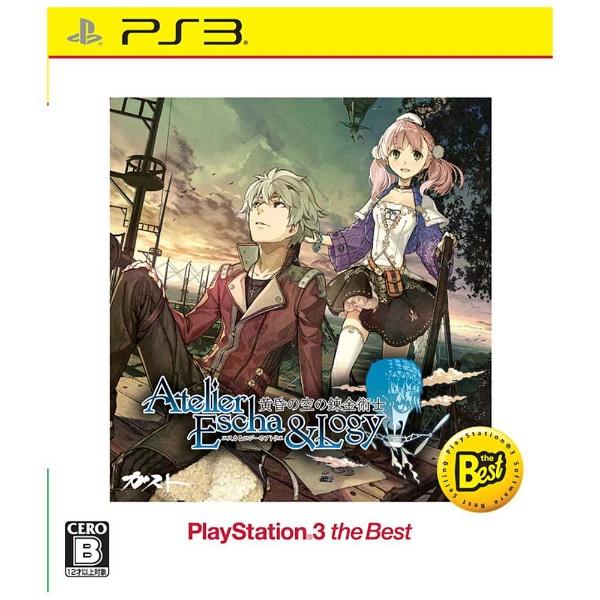 【在庫限り】 エスカ&ロジーのアトリエ 〜黄昏の空の錬金術師〜 PlayStation3 the Best【PS3】   [PS3]