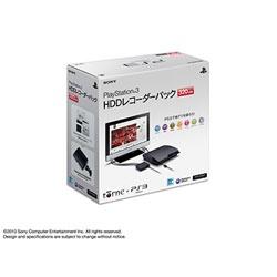 PlayStation3 HDDレコーダーパック【320GB】チャコール・ブラック [CECH-3000B/CEJH-10017]