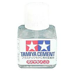 87003 タミヤセメント(角ビン)