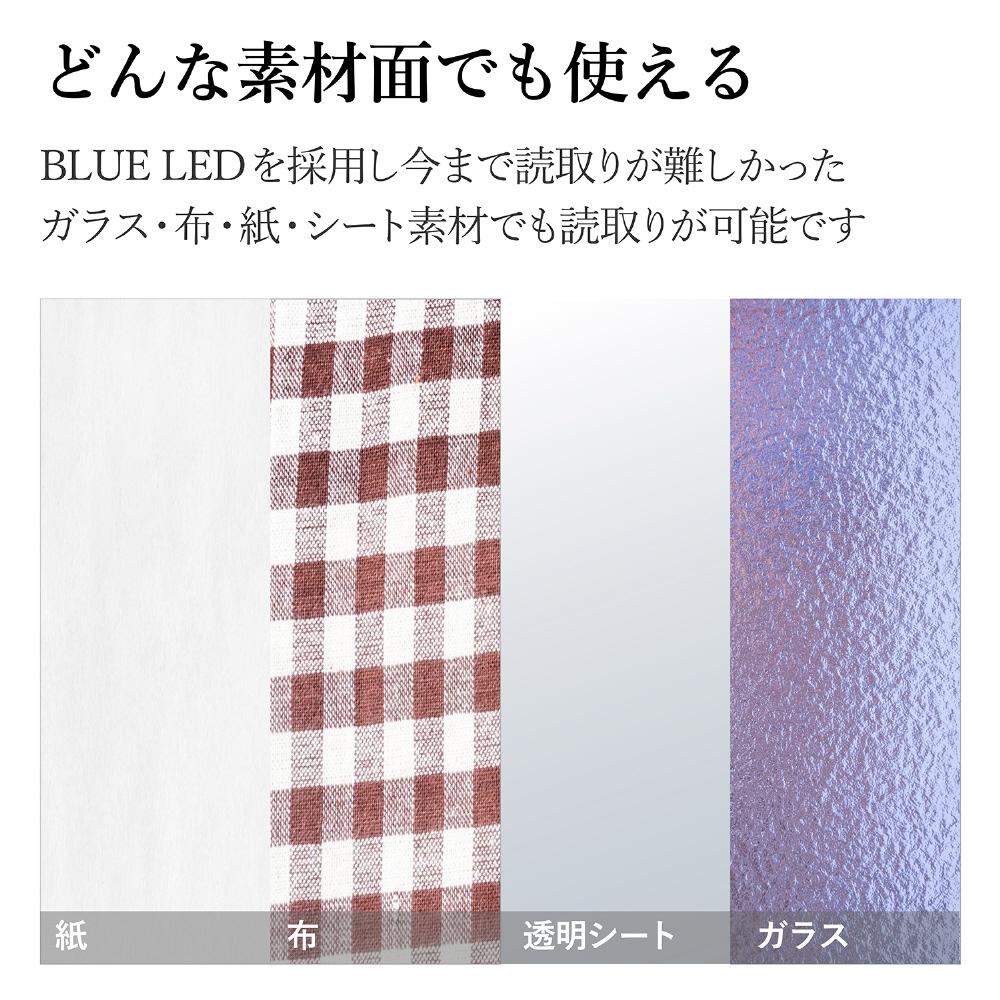 M-XGL10DBBK ワイヤレスマウス(BlueLED/2.4GHz/USB/5ボタン/ブラック/PS5対応) [無線マウス・ブルーLED方式]_5