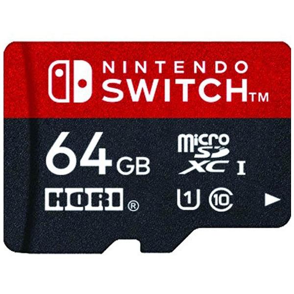 マイクロSDカード 64GB for Switch [Switch] [NSW-046]_1