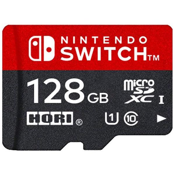 microSDカード for Nintendo Switch 128GB NSW-075[Switch]_1