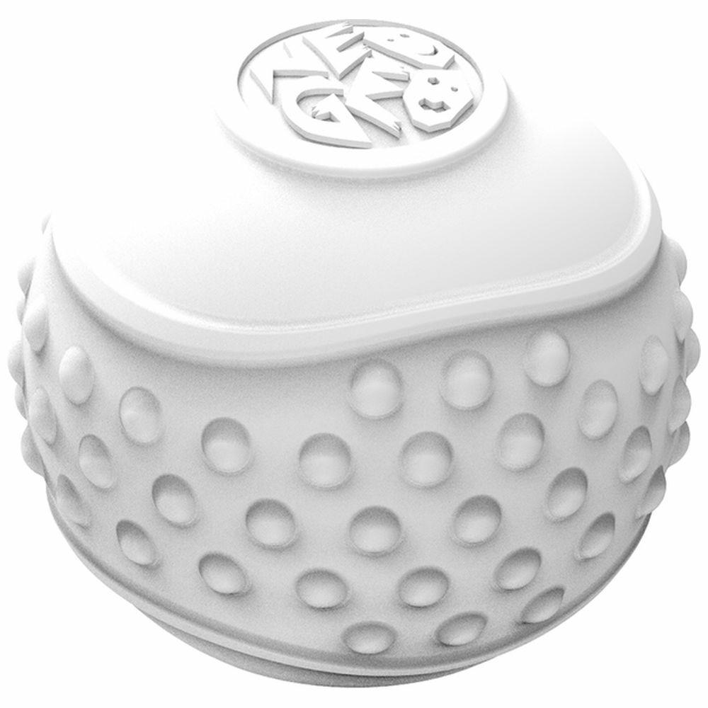 NEOGEO Arcade Stick Pro交換用ジョイスティックボールカバー 白 FP7X1N1900_3