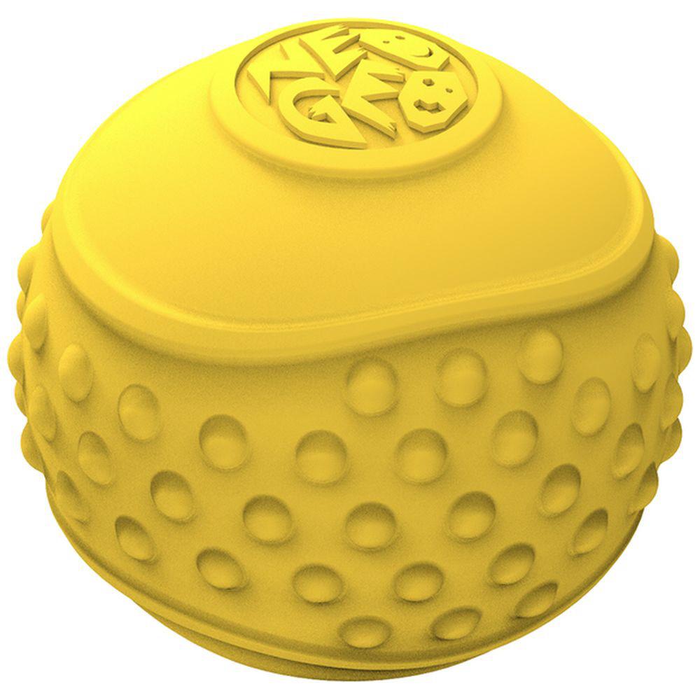 NEOGEO Arcade Stick Pro交換用ジョイスティックボールカバー 黄 FP7X1N1901