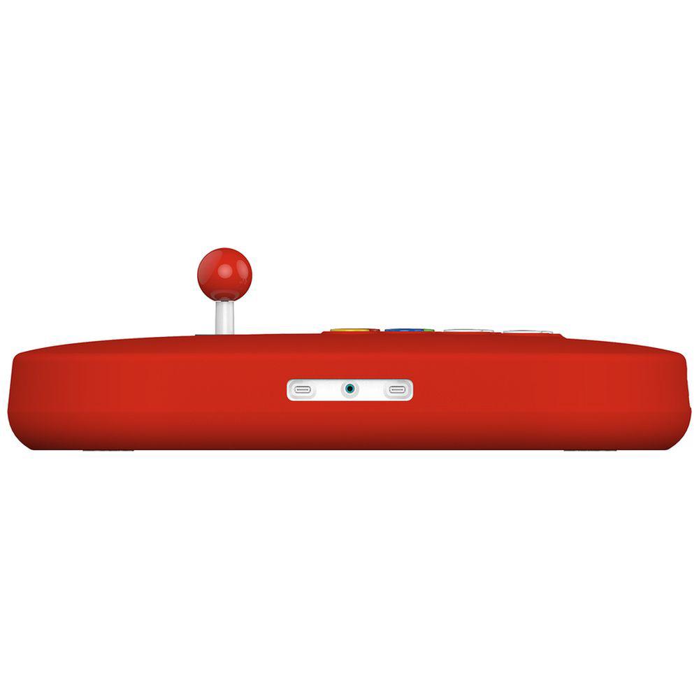 NEOGEO Arcade Stick Pro専用シリコーンカバー 赤 FP2X1N1901_1
