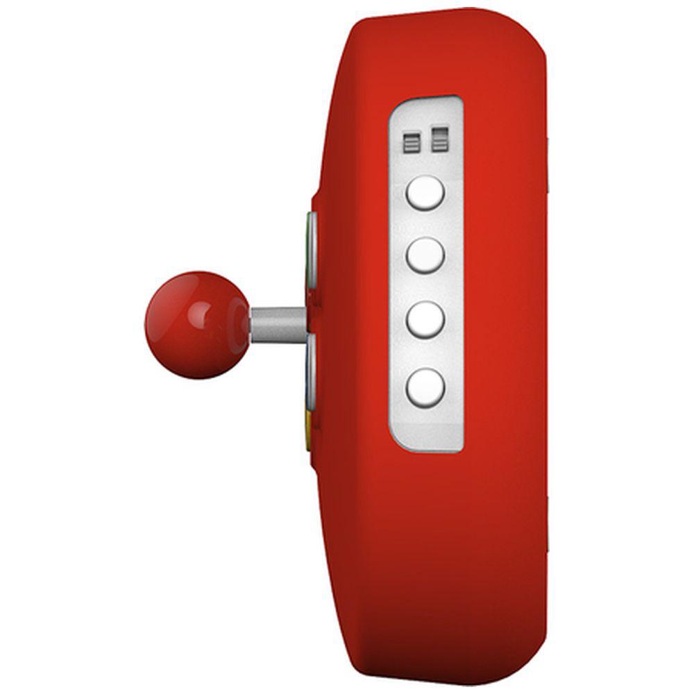 NEOGEO Arcade Stick Pro専用シリコーンカバー 赤 FP2X1N1901_2