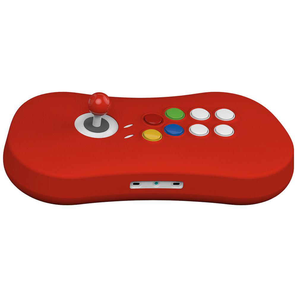NEOGEO Arcade Stick Pro専用シリコーンカバー 赤 FP2X1N1901_3