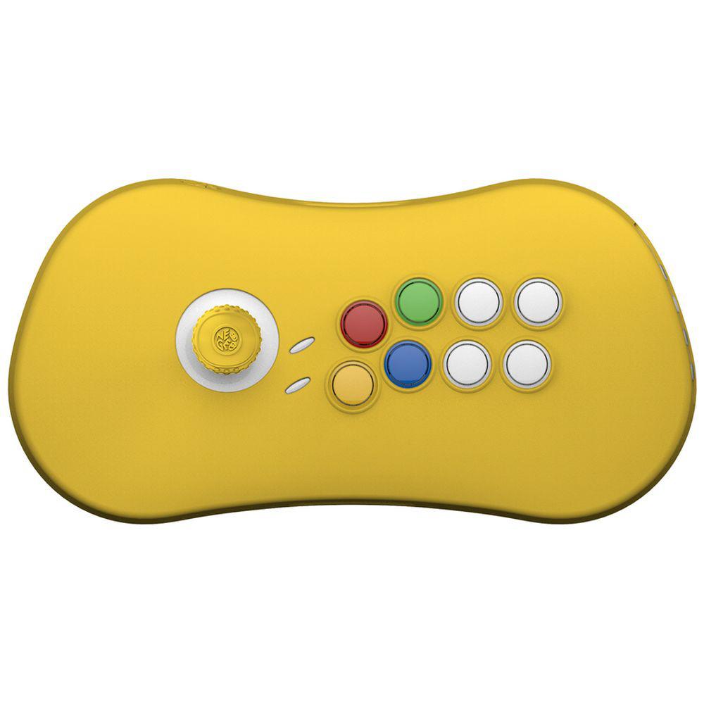 NEOGEO Arcade Stick Pro専用シリコーンカバー 黄 FP2X1N1902