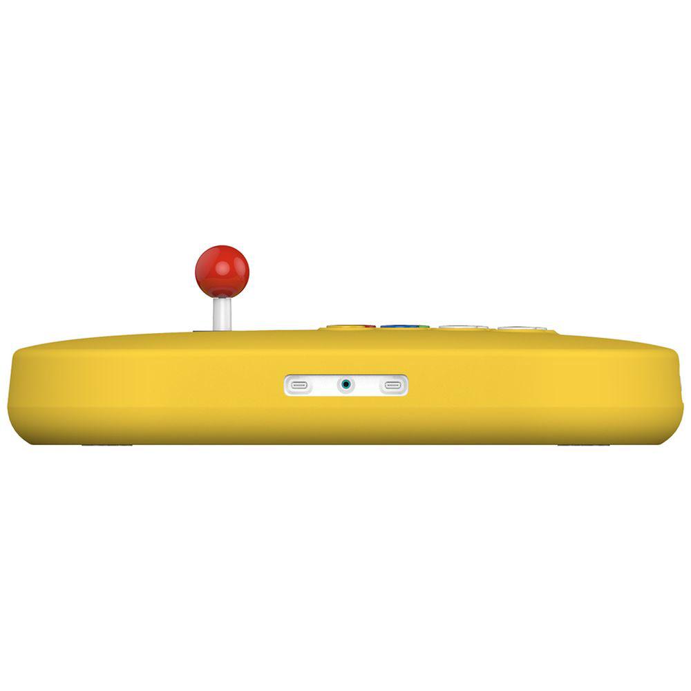 NEOGEO Arcade Stick Pro専用シリコーンカバー 黄 FP2X1N1902_1