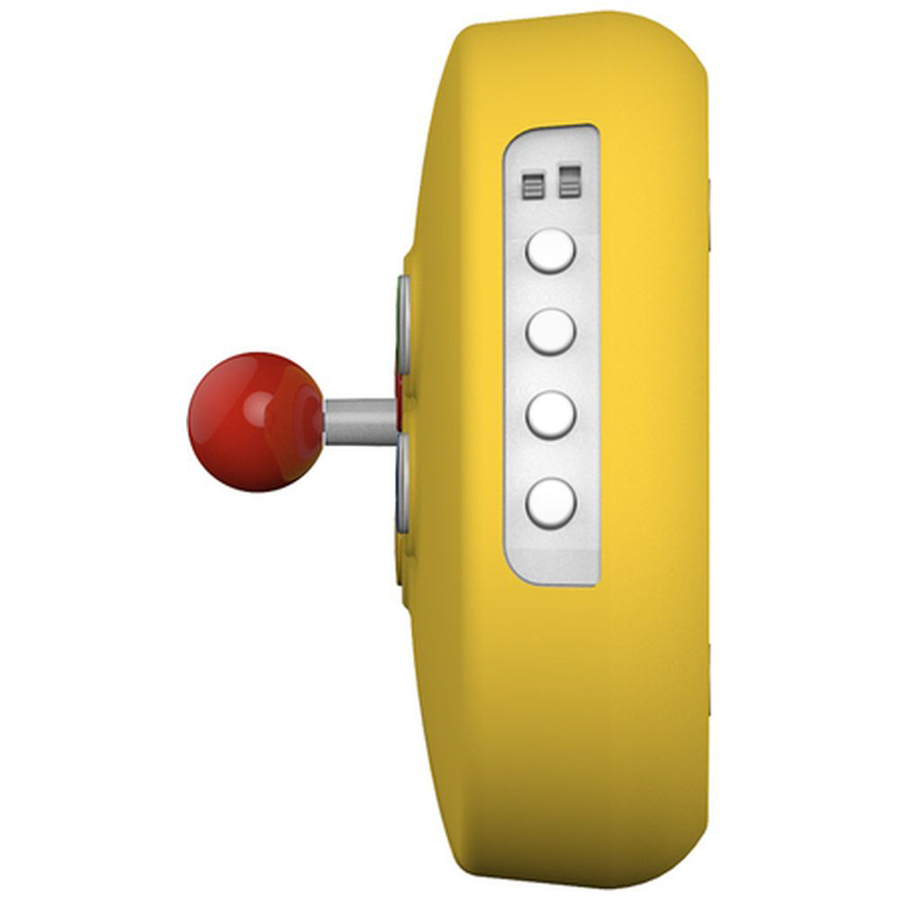 NEOGEO Arcade Stick Pro専用シリコーンカバー 黄 FP2X1N1902_2