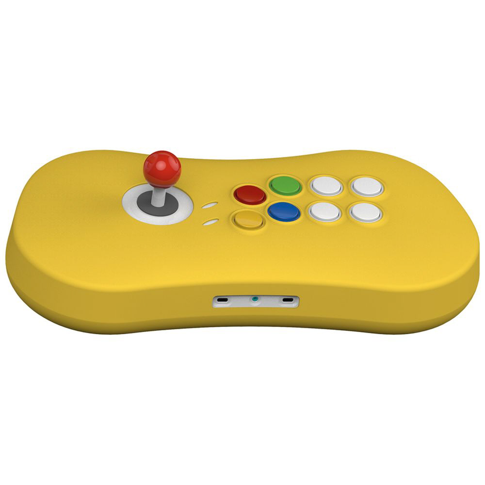 NEOGEO Arcade Stick Pro専用シリコーンカバー 黄 FP2X1N1902_3