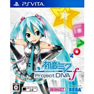 初音ミク -Project DIVA- f お買い得版【PS Vitaゲームソフト】   [PSVita]