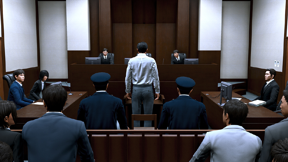 LOST JUDGMENT:裁かれざる記憶 【PS4ゲームソフト】_7