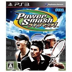 Power Smash ライブマッチ!【PS3】   [PS3]