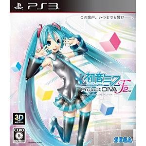 【在庫限り】 初音ミク -Project DIVA- F 2nd【PS3ゲームソフト】    [PS3]