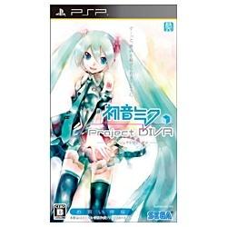 初音ミク-Project DIVA-(お買い得版)【PSP】
