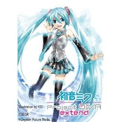 初音ミク -Project DIVA- extend【PSPゲームソフト】