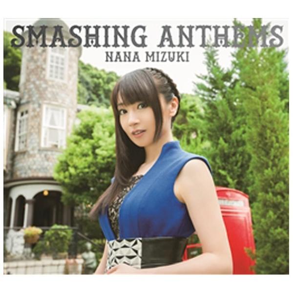 水樹奈々/SMASHING ANTHEMS 初回限定盤(DVD付) 【CD】   [水樹奈々 /CD]