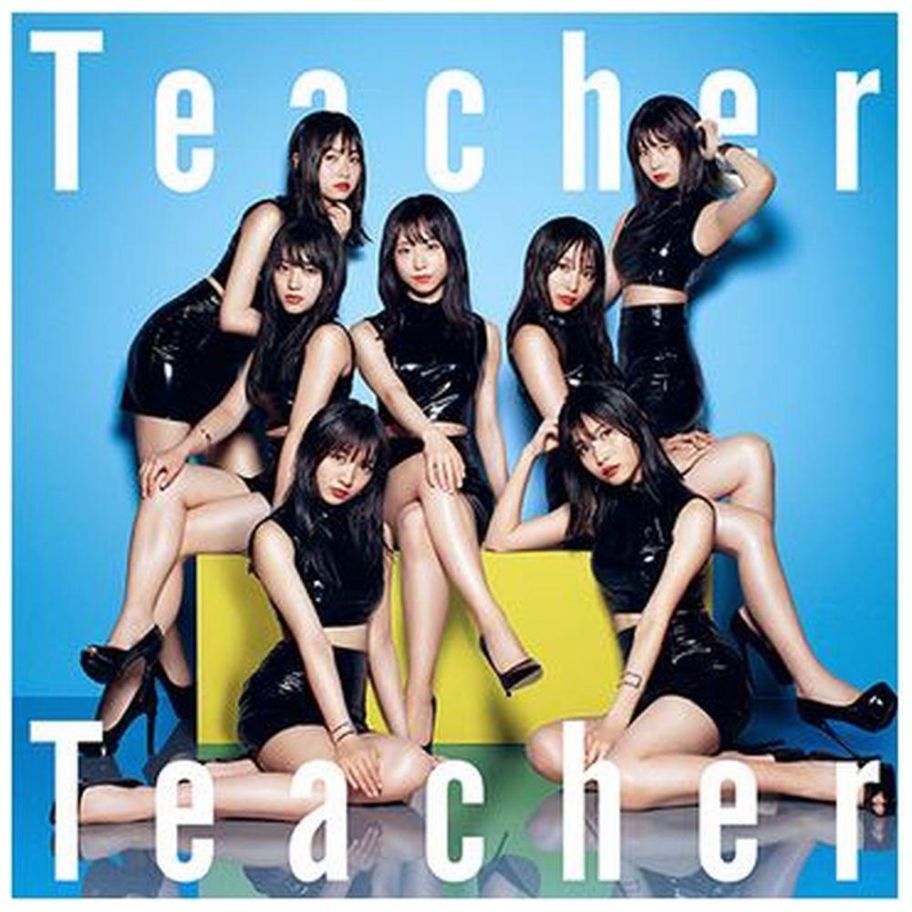 AKB48 / 52ndシングル「Teacher Teacher」Type D 初回限定盤 DVD付 CD
