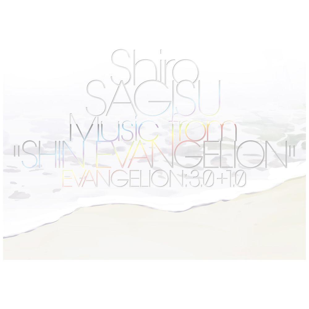 """鷺巣詩郎/ Shiro SAGISU Music from""""SHIN EVANGELION"""""""