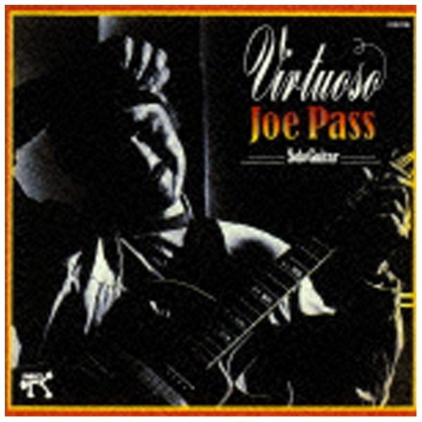 ジョー・パス(g)/ヴァーチュオーゾ 完全生産限定盤 【CD】