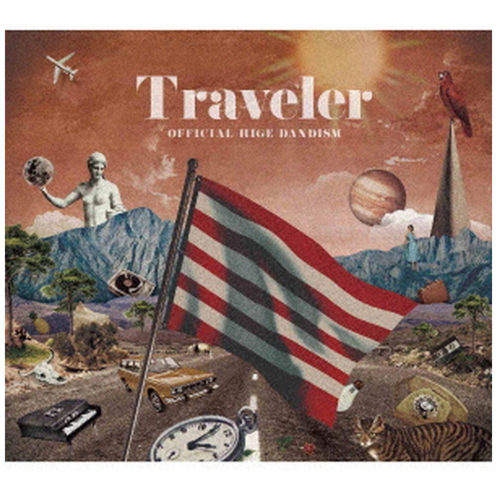 Official髭男dism / Traveler(初回限定Live Blu-ray盤) 【CD】