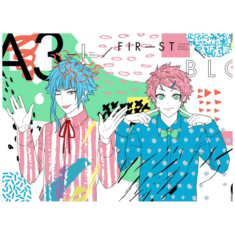 A3! FIRST BLOOMING FESTIVAL DVD