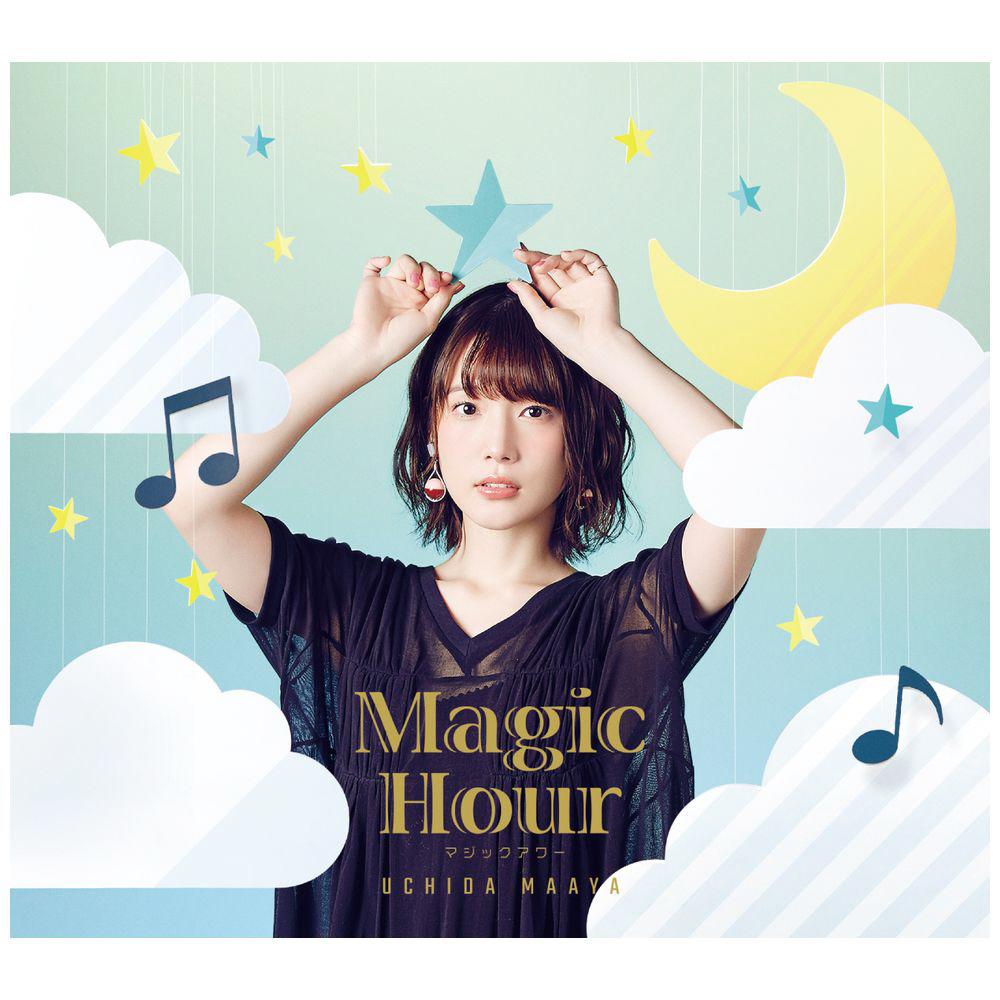 内田真礼 / Magic Hour 初回限定盤 Blu-ray DISC付 CD