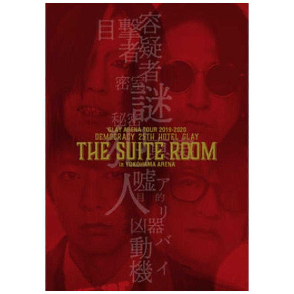 GLAY/ GLAY ARENA TOUR 2019 - 2020 DEMOCRACY 25TH HOTEL GLAY THE SUITE ROOM in YOKOHAMA ARENA