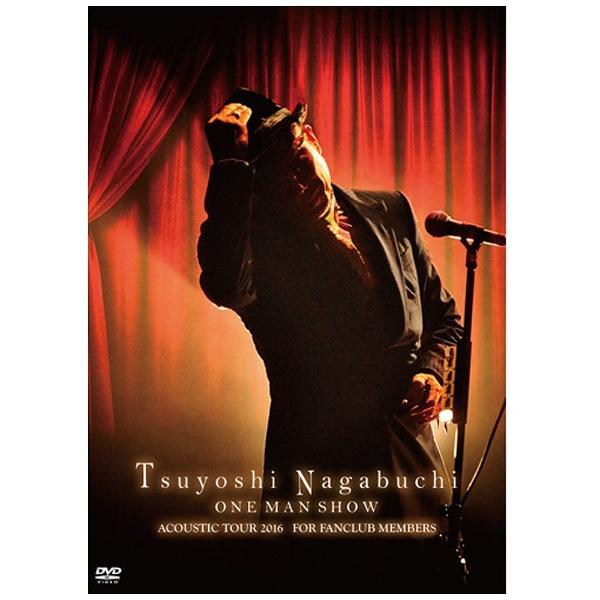 長渕剛/Tsuyoshi Nagabuchi ONE MAN SHOW 通常盤 DVD