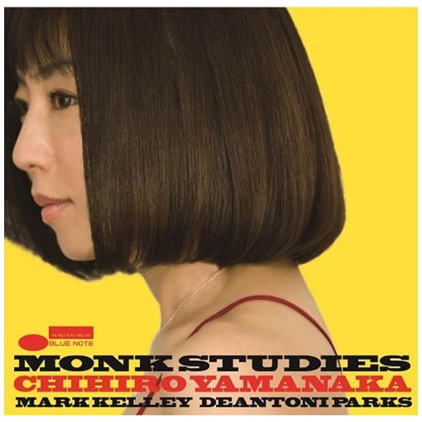 山中千尋/モンク・スタディーズ 初回限定盤 【CD】   [山中千尋 /CD]