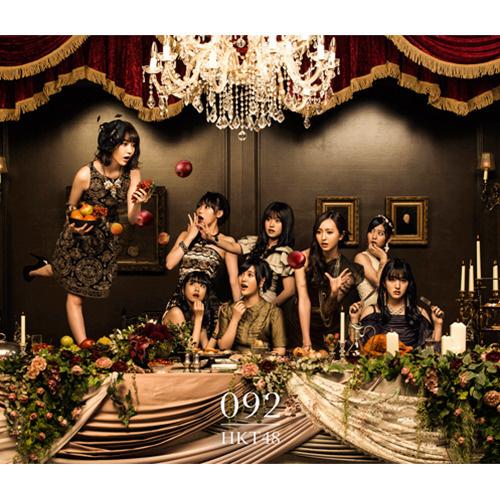 HKT48 / 1stアルバム「092」TypeC DVD付 CD