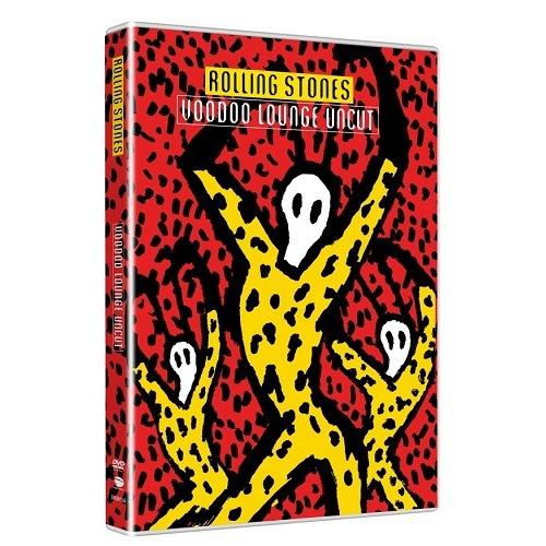 ローリング・ストーンズ / ヴードゥー・ラウンジ・アンカット 通常盤 DVD