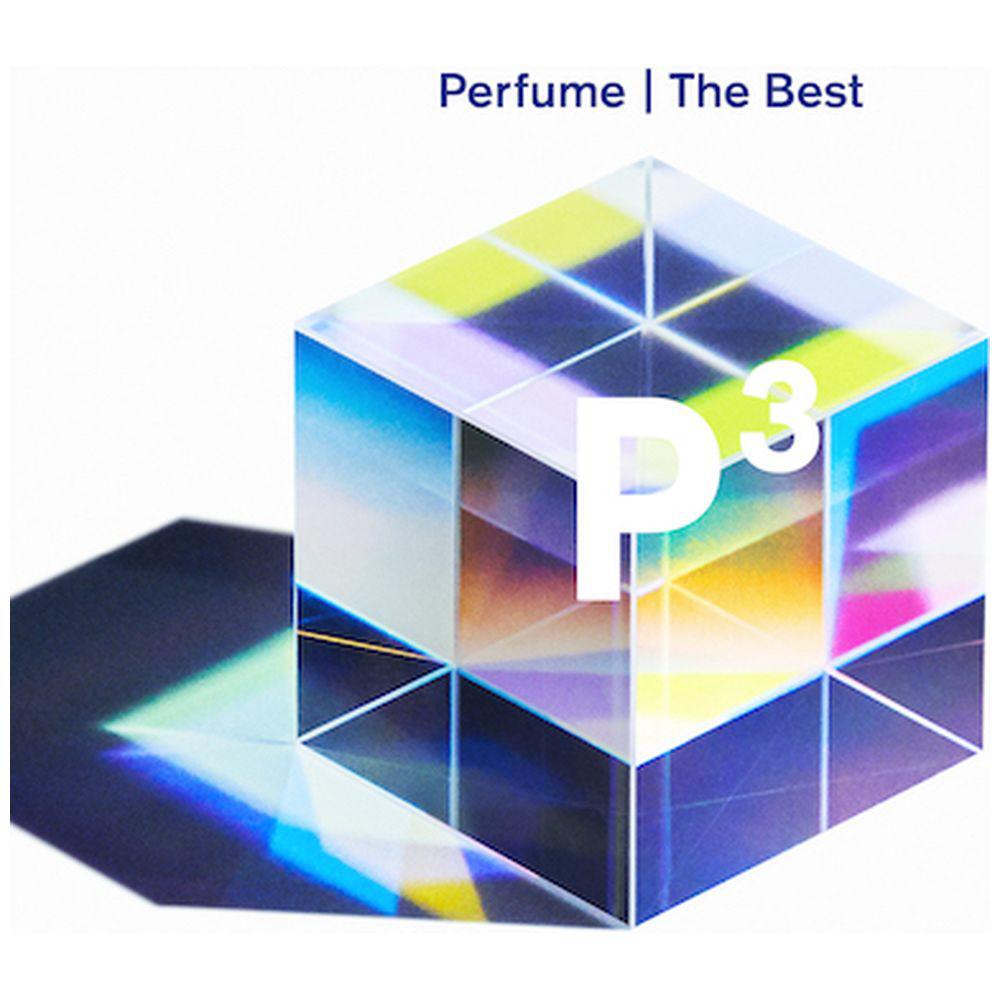 "Perfume/ Perfume The Best ""P Cubed"" 初回限定盤(Blu-ray Disc付) CD"