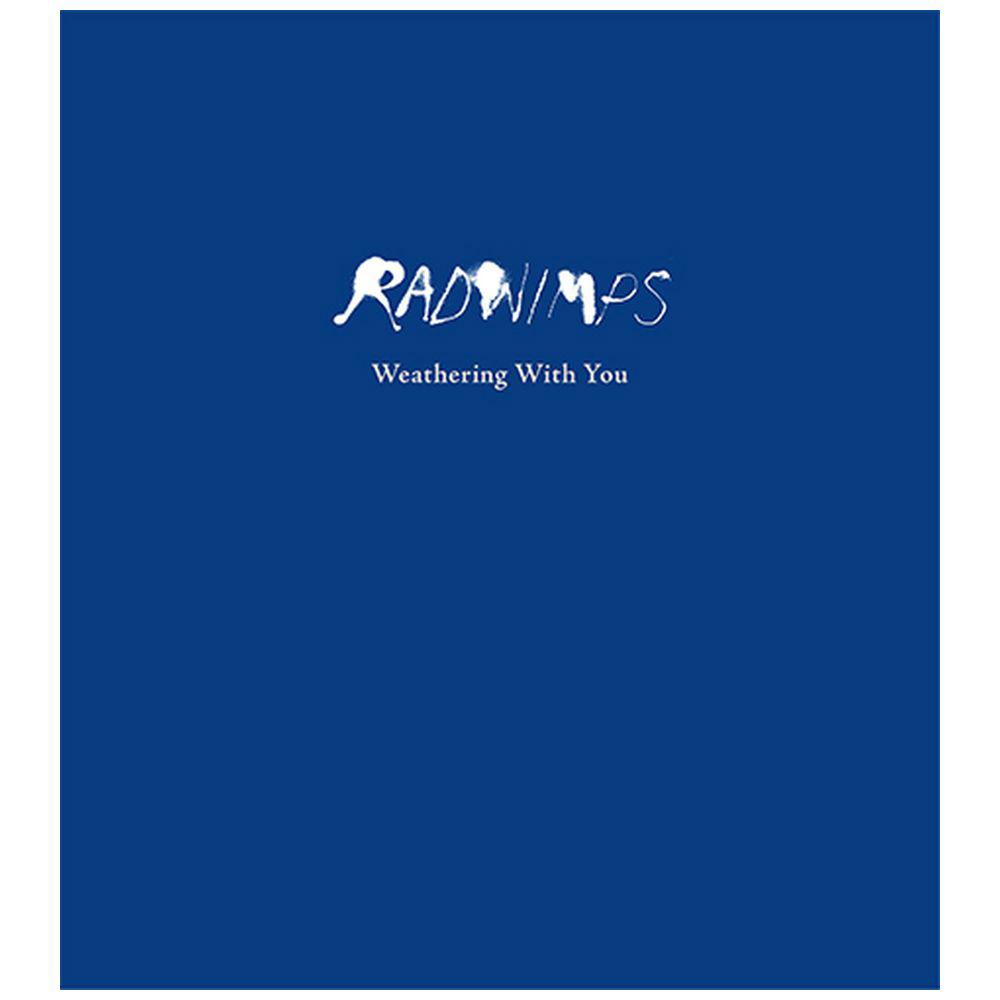 RADWIMPS/ 天気の子 complete version 完全生産限定BOX CD