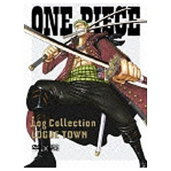 """ONE PIECE Log Collection """"LOGUE TOWN"""" DVD"""