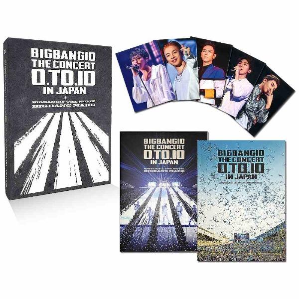 BIGBANG10 THE CONCERT : 0.TO.10 IN JAPAN + BIGBANG10 THE MOVIE BIGBANG MADE -DELUXE EDITION- DVD_1